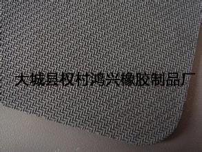 布纹发泡橡胶板